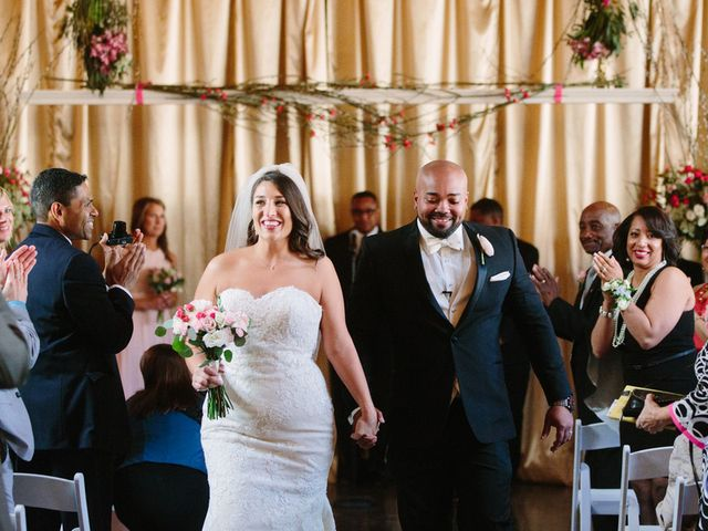 Cristina and Mike's Wedding in Kansas City, Missouri 14