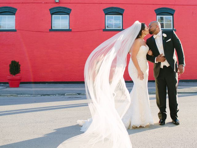 Cristina and Mike's Wedding in Kansas City, Missouri 15