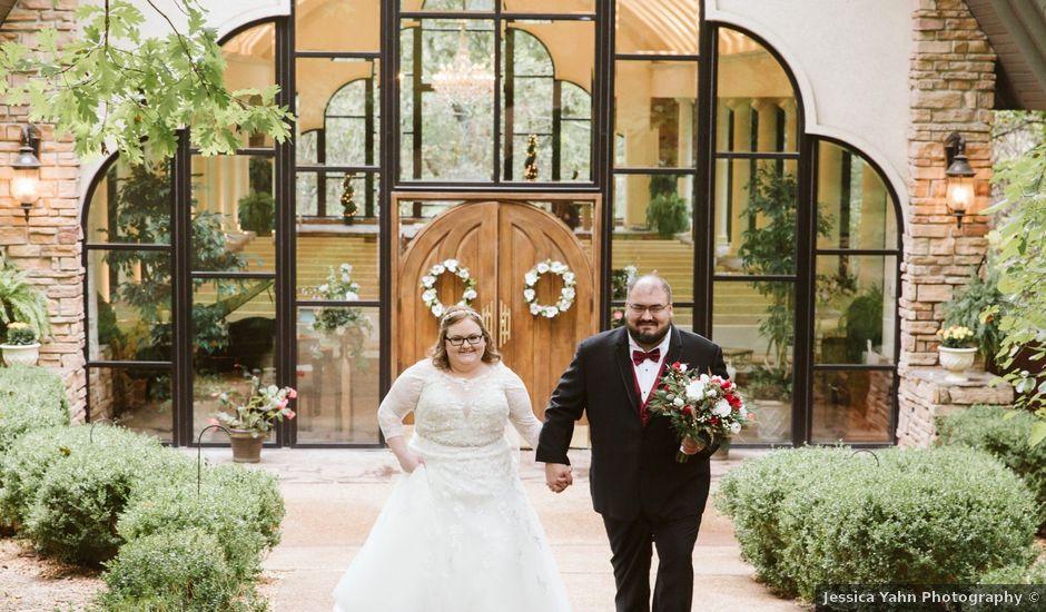 Jordan and Ashley's Wedding in Walnut Shade, Missouri