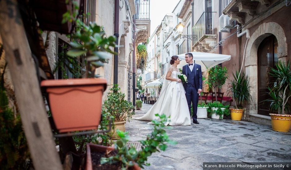 Salvo and Martina's Wedding in Palermo, Italy