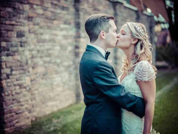 The wedding of Jenna and Jeff