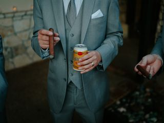 Gaston and Caitlin's Wedding in Austin, Texas 3