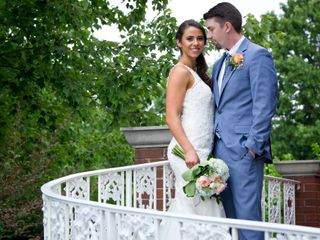 The wedding of Grace and Andrew