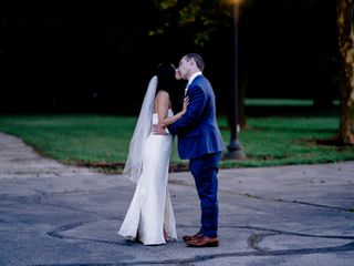 The wedding of Shan and Alex 2