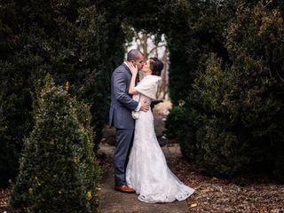 The wedding of Olivia and Joe