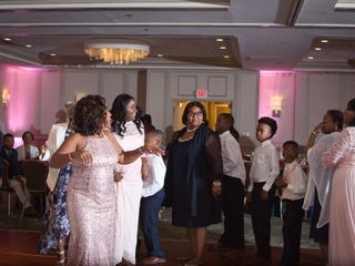The wedding of Candice and Renardo 2