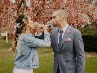 The wedding of Nicole and John 1