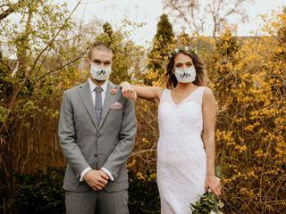 The wedding of Nicole and John