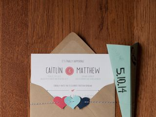 The wedding of Matthew and Caitlin 2
