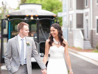Caitlin and Matthew's Wedding in Leesburg, Virginia 15