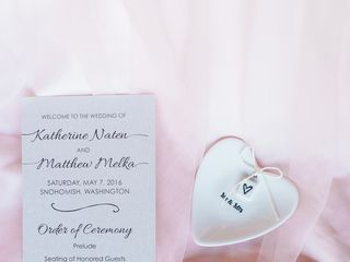 The wedding of Matt and Katherine 2