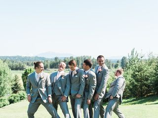 Katherine and Matt's Wedding in Snohomish, Washington 9