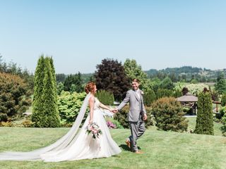 Katherine and Matt's Wedding in Snohomish, Washington 14