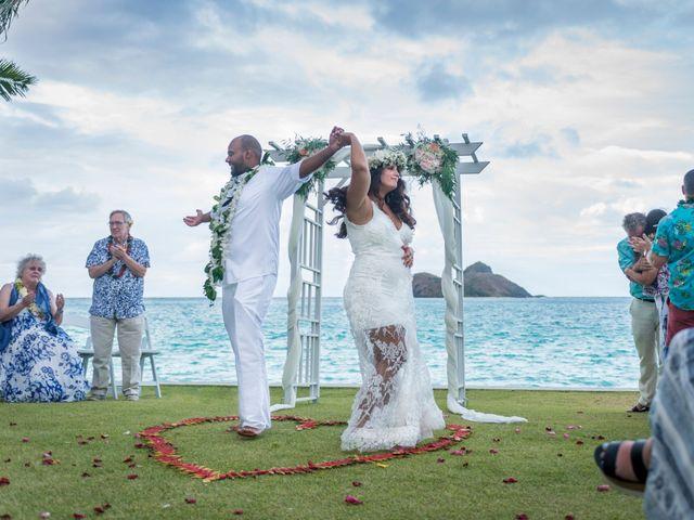The wedding of Sarah and Adam