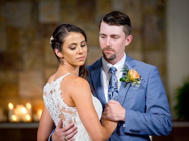 Andrew and Grace's Wedding in Greenville, South Carolina 1