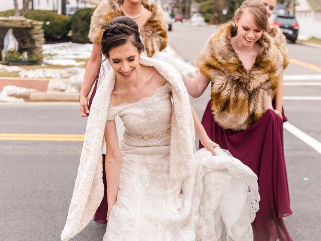 Joe and Olivia's Wedding in Leesburg, Virginia 6
