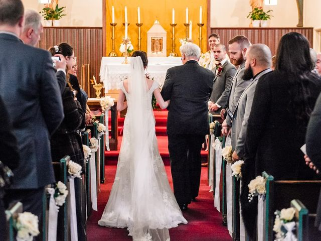 Joe and Olivia's Wedding in Leesburg, Virginia 9