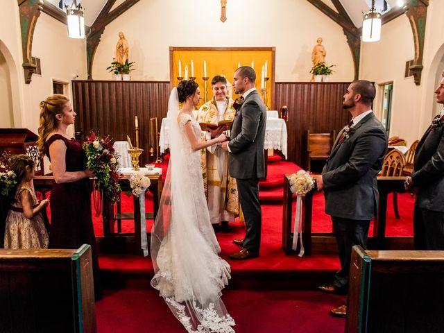 Joe and Olivia's Wedding in Leesburg, Virginia 12