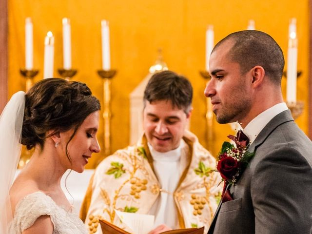 Joe and Olivia's Wedding in Leesburg, Virginia 15