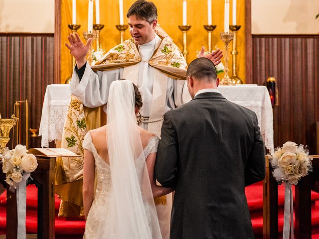 Joe and Olivia's Wedding in Leesburg, Virginia 1