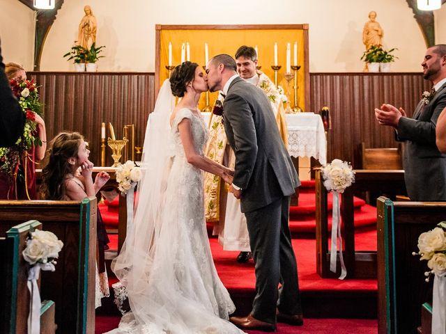Joe and Olivia's Wedding in Leesburg, Virginia 16