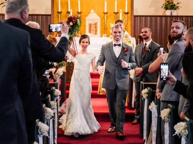 Joe and Olivia's Wedding in Leesburg, Virginia 17