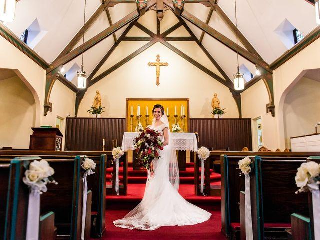 Joe and Olivia's Wedding in Leesburg, Virginia 18