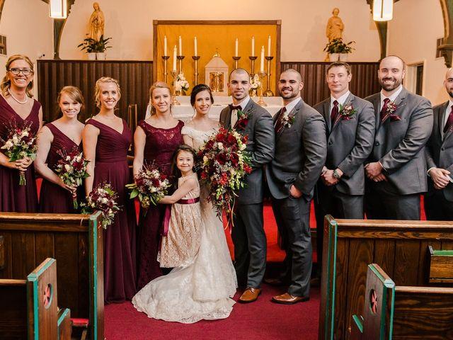 Joe and Olivia's Wedding in Leesburg, Virginia 20