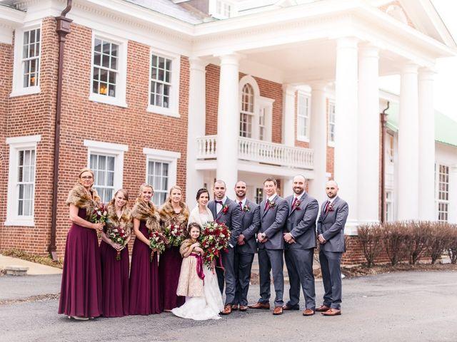 Joe and Olivia's Wedding in Leesburg, Virginia 21