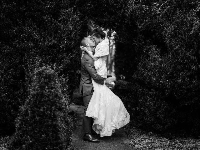 Joe and Olivia's Wedding in Leesburg, Virginia 23