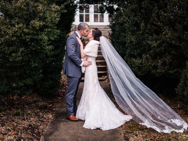 Joe and Olivia's Wedding in Leesburg, Virginia 25