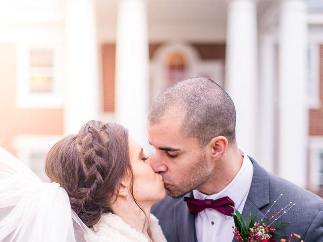 Joe and Olivia's Wedding in Leesburg, Virginia 27