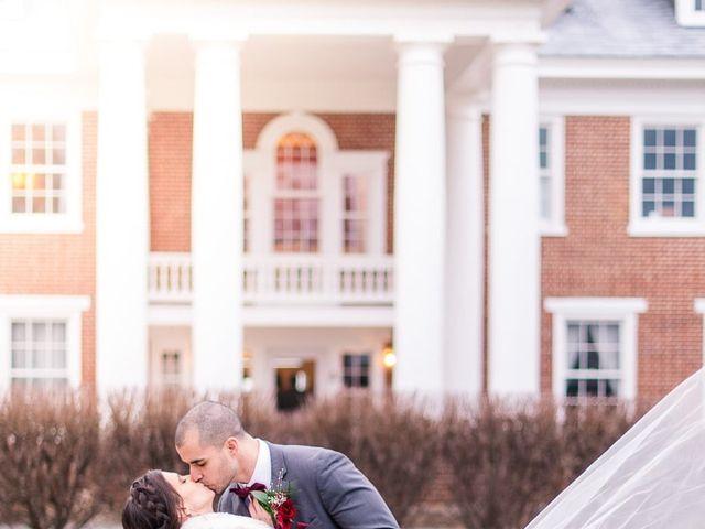 Joe and Olivia's Wedding in Leesburg, Virginia 28