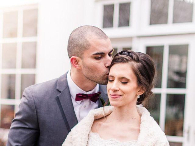 Joe and Olivia's Wedding in Leesburg, Virginia 29