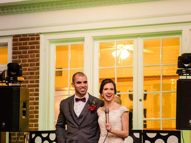 Joe and Olivia's Wedding in Leesburg, Virginia 40