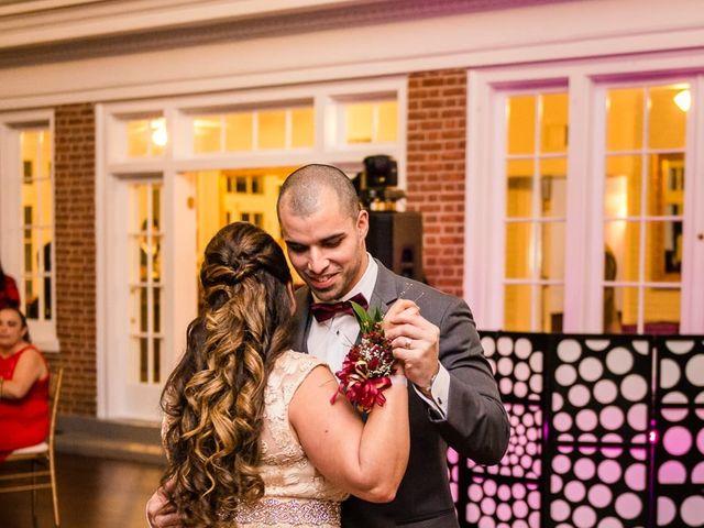 Joe and Olivia's Wedding in Leesburg, Virginia 43