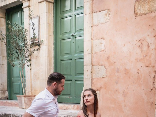 Dilan and Martin's Wedding in Chania Town, Greece 3