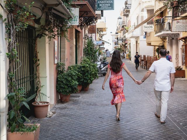 Dilan and Martin's Wedding in Chania Town, Greece 2