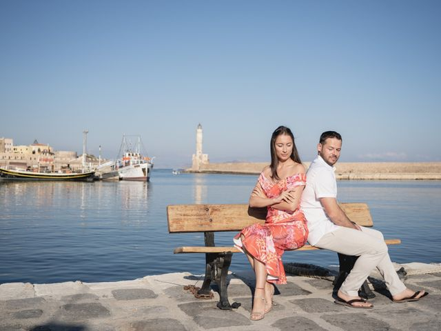 Dilan and Martin's Wedding in Chania Town, Greece 5