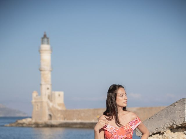 Dilan and Martin's Wedding in Chania Town, Greece 6