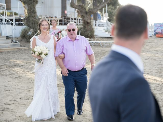 Dilan and Martin's Wedding in Chania Town, Greece 24