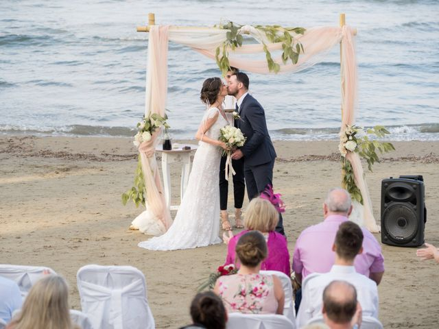 Dilan and Martin's Wedding in Chania Town, Greece 28