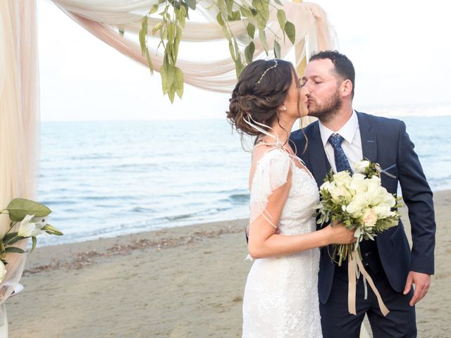 Dilan and Martin's Wedding in Chania Town, Greece 29