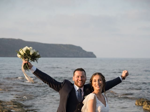 Dilan and Martin's Wedding in Chania Town, Greece 32
