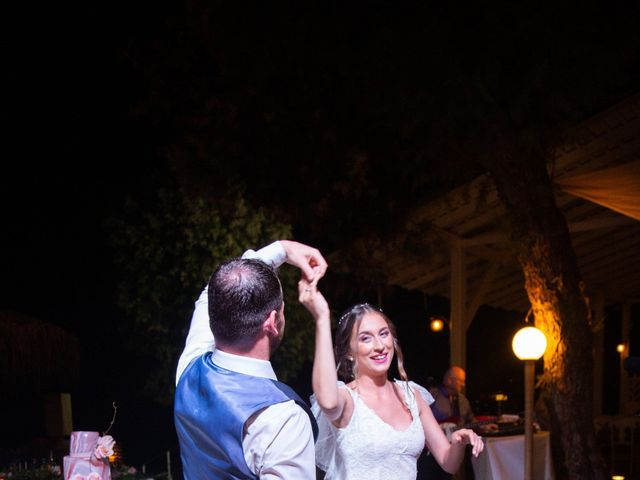 Dilan and Martin's Wedding in Chania Town, Greece 34