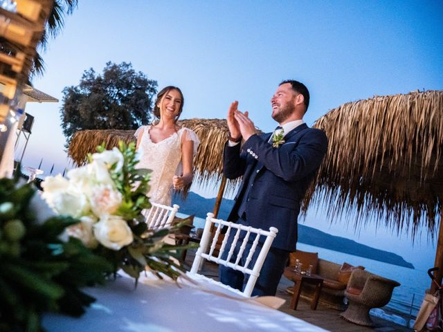 Dilan and Martin's Wedding in Chania Town, Greece 36