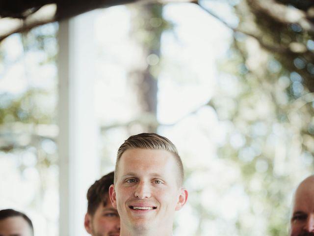 David and Erica's Wedding in Mount Pleasant, South Carolina 5