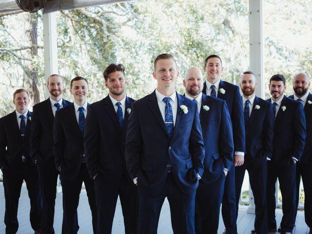 David and Erica's Wedding in Mount Pleasant, South Carolina 6