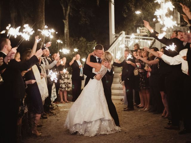 David and Erica's Wedding in Mount Pleasant, South Carolina 17