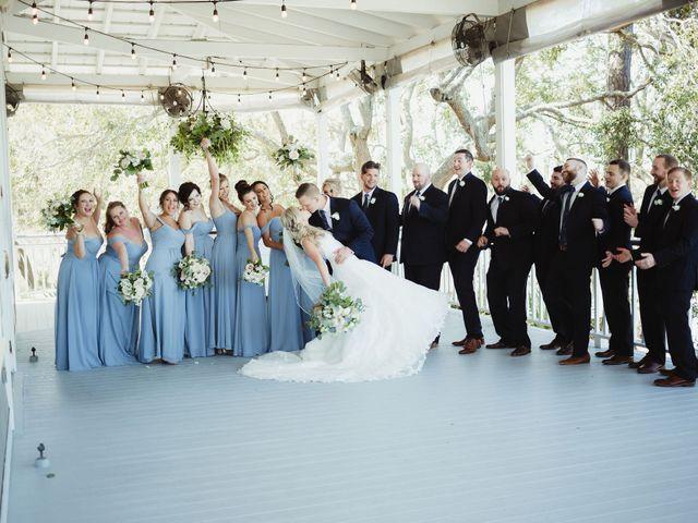 David and Erica's Wedding in Mount Pleasant, South Carolina 21